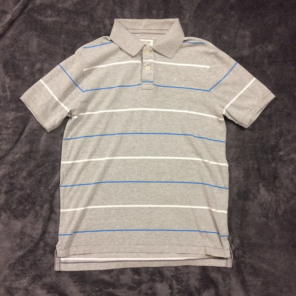 Mossimo Supply Co Shirts Mossimo Supply Co Athletic Fit Gray Polo